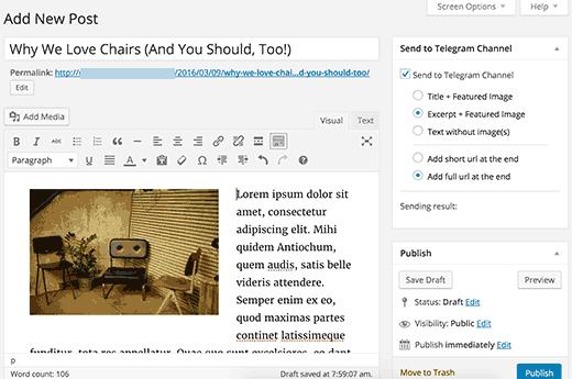 Adobe telegram channel